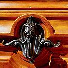 Door knocker in Paris. by naranzaria