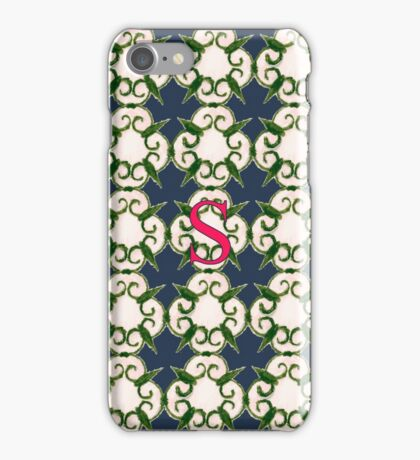 The Venetian Print - S iPhone Case/Skin