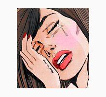 Comic Illustration | Emotional Babygirl Unisex T-Shirt