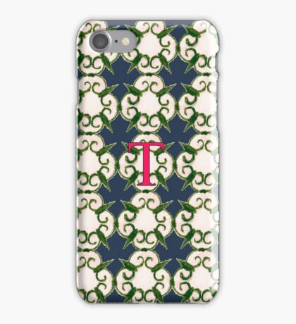 The Venetian Print - T iPhone Case/Skin