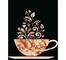Alice In Wonderland Teaparty Photographic Print