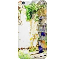 Laureana Cilento: ruined house iPhone Case/Skin