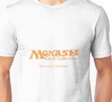 Monash Card Collective - Better Lucky than Good Yellow T-Shirt