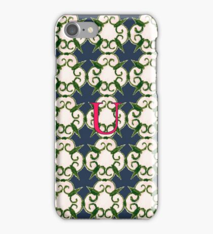 The Venetian Print - U iPhone Case/Skin