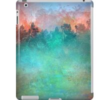 A Hazy Morning Landscape iPad Case/Skin