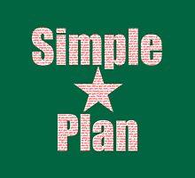 SIMPLE PLAN RED Unisex T-Shirt