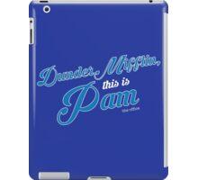Dunder Mifflin, This is Pam iPad Case/Skin