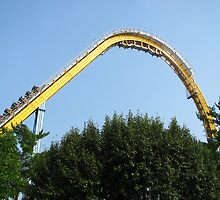Skyrush, Hersheypark by coasterfan94
