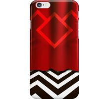 Twin Peaks - The Red Room iPhone Case/Skin
