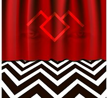 Twin Peaks - The Red Room by illucifer