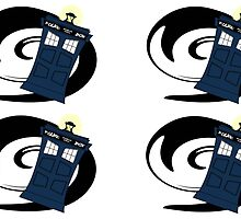 Doctor Who Pattern 2 by Funky-Designs