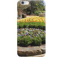 Tulip Time In Mill Creek Park iPhone Case/Skin