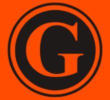 Circle Monogram G Kids Clothes