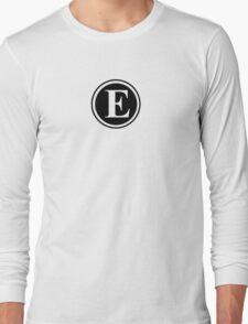 Circle Monogram E T-Shirt