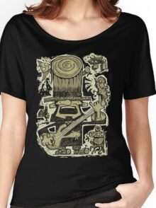 Ye Old Legend Of Rock, Circa 1855 Women's Relaxed Fit T-Shirt