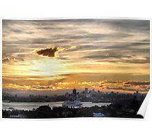 'Pacific Dawn' P&O Cruises Australia Poster