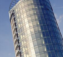 modern building by Artur Mroszczyk