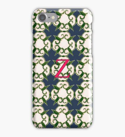 The Venetian Print - Z iPhone Case/Skin