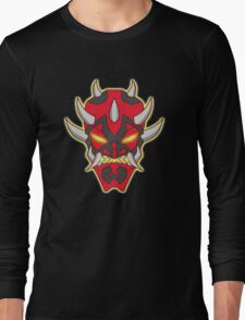 Dark Side Oni Long Sleeve T-Shirt