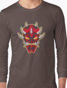 Dark Side Oni Long Sleeve T-Shirt