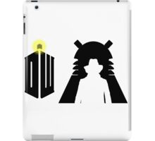 Doctor Who Pattern 3 iPad Case/Skin