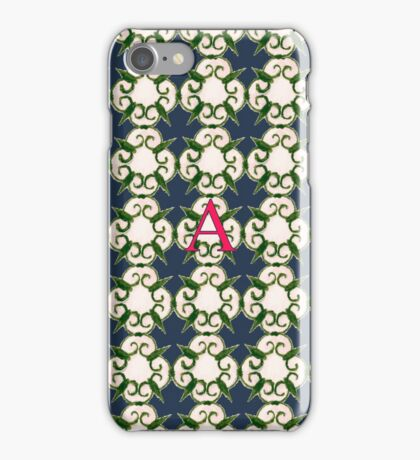 The Venetian Print - A iPhone Case/Skin