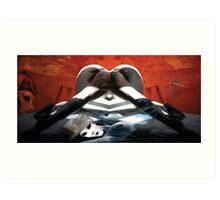 """Dream """"Hidden secrets series."""" Art Print"""
