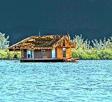 Houseboat for Ken in Key West by Memaa