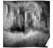 Ghostly Impressions of a Woman Poster