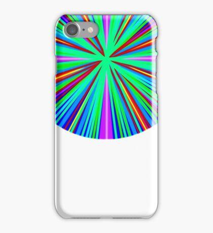 Neon Circle iPhone Case/Skin