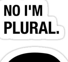 Hipster Shirt Funny Dating Single Sarcasm Humor Sticker