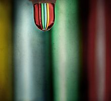 Refracted Rainbow by tanjica