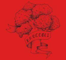 Broccoli  Kids Tee