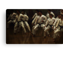 BlackBelt Canvas Print