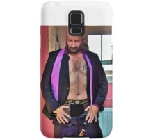 Troy - Feeling Good After Work Samsung Galaxy Case/Skin