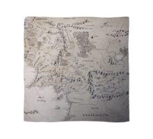 LotR map Scarf