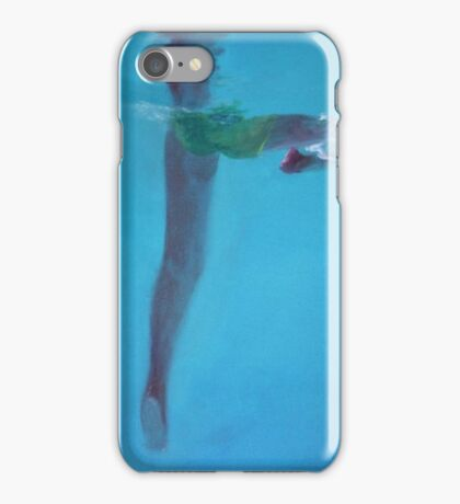 Synchro Swim Phone|Tablet Cases & Skins iPhone Case/Skin