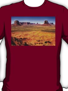 Monument Valley from Artist's Point T-Shirt