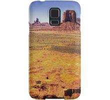 Monument Valley from Artist's Point Samsung Galaxy Case/Skin