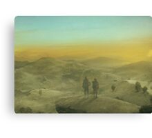 The road to Piata (Only 50!) Canvas Print