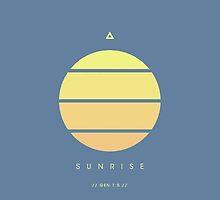 Sunrise by StillWatersDes