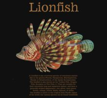 Lionfish by Lisa  Weber