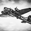 Aluminum Overcast by Chris L Smith