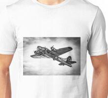 Aluminum Overcast Unisex T-Shirt