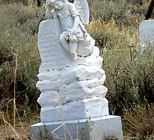 The Angel of Bodie ~ A Ghost Town   by Patty Boyte