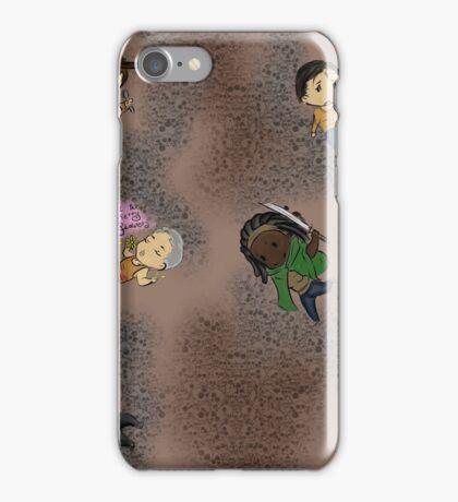 wee walkers! iPhone Case/Skin