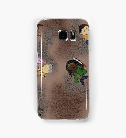 wee walkers! Samsung Galaxy Case/Skin