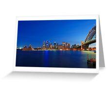 Sydney! Greeting Card