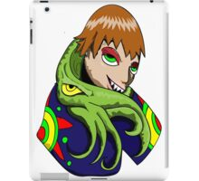 cathulu cult  iPad Case/Skin