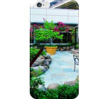Zen Garden NYC iPhone Case/Skin